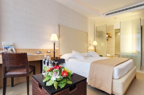 Barcelo Aran Mantegna Hotel **** in Rome is a large design ...